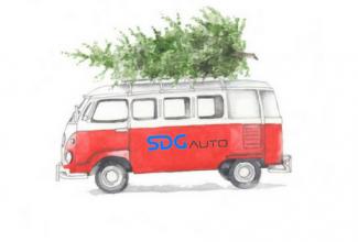 SDG Auto Sarbatori Fericite