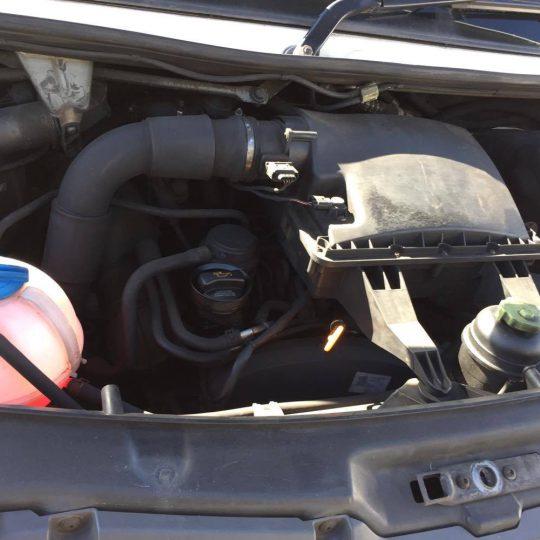 Motor Volkswagen Crafter