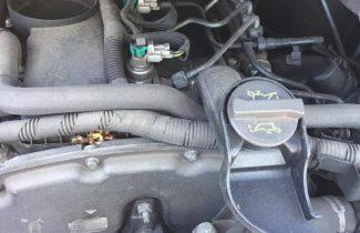 Motor Ford Transit 2.4 2007 euro 4