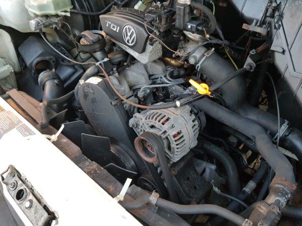 motor volkswagen lt
