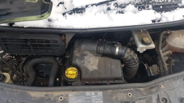 motor opel vivaro 2.0 euro 4