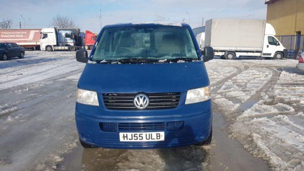 Motor Volkswagen Transporter 2.5TDI Euro 4