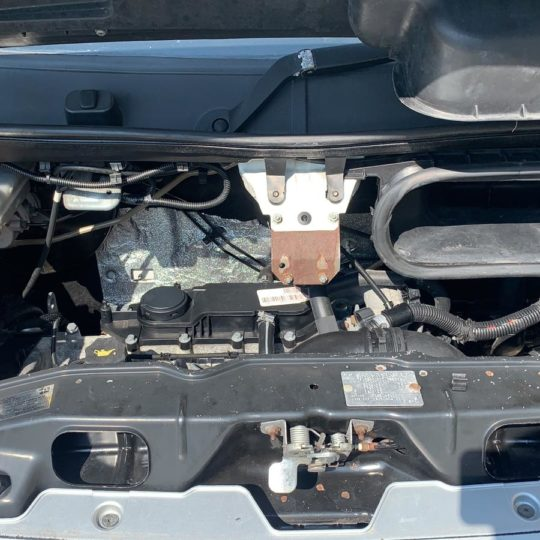 Motor fara anexe F1AE0481D Fiat Ducato 2.3 JTD 2006-2012 Euro 4